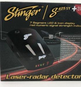 Stinger s425 st лазер-радар детектор