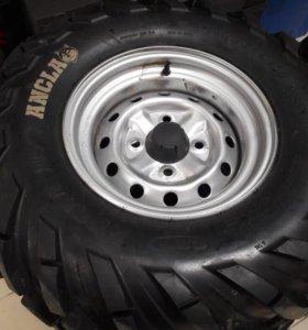 Комплект колес диски+резина ancla 26