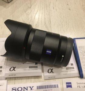 Sony Zeiss 55 1.8 ZA новый
