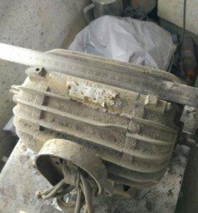 Асинхронный мотор СССР киловатта 1-1,5