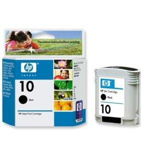 Картридж струйный HP 10 (C4844A)