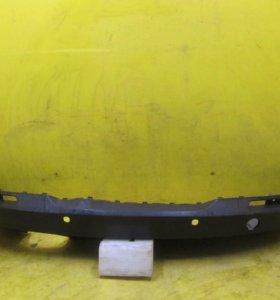 Юбка заднего бампера VW Tiguan 1 (11-16)