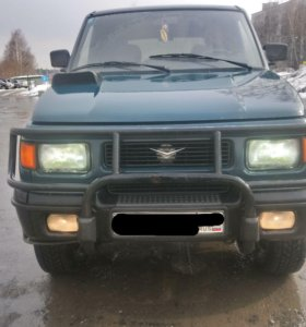 "УАЗ 3162 ""Simbir"", 2001"