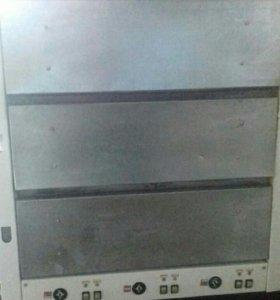 Духовой шкаф с растойником.Тестомес на 25 кг.