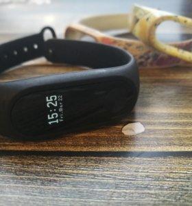 Часы Mi band 2