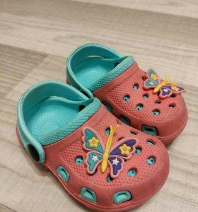 Обувь 19 р-р