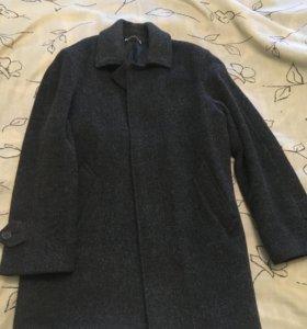 мужское пальто 50размер