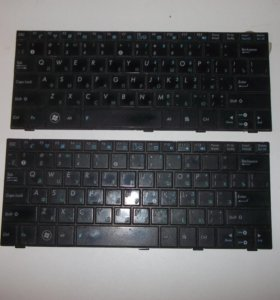 Клавиатуры нетбуков Asus 1001/1002/1003/1005/1008
