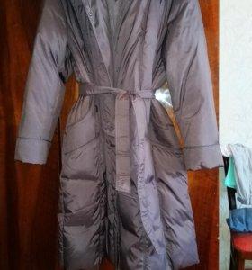 Пальто женское демисезон 60 р