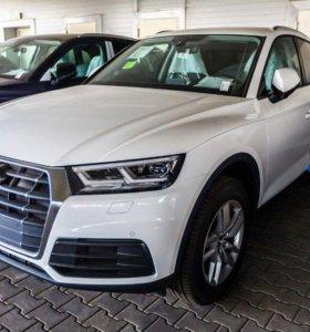 Audi Q5, 2019