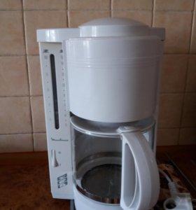 Кофеварка Мулинекс+фильтры