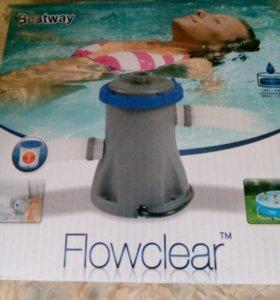 Фильт для бассейна новый