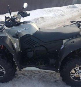 Cf moto X6 2013 год