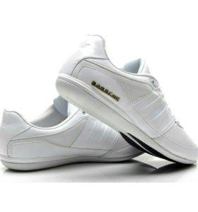 Новые кроссовки Adidas Porsche