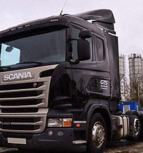 Седельный тягач Scania R420 2011 г\u002Fв