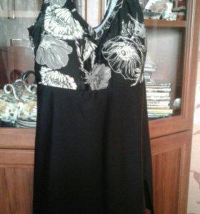 Купальник- платье новый