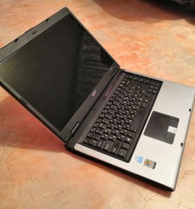 """Рабочий ноутбук асер 15"""""""