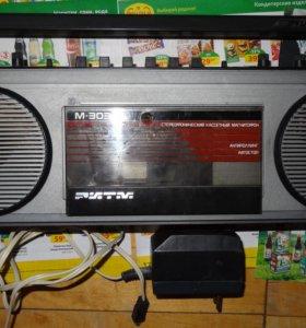 РИТМ - 303 С магнитофон кассетный