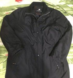 Куртка мужская quattro демисезонная размер 54-58