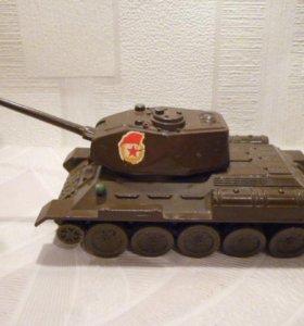 Военная техника Танк Т-34 СССР