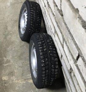 Зимние колёса 13 радиус!