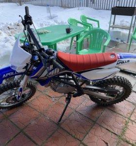 Кроссовый мотоцикл Apollo Start