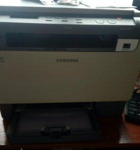 Принтер цветной samsung