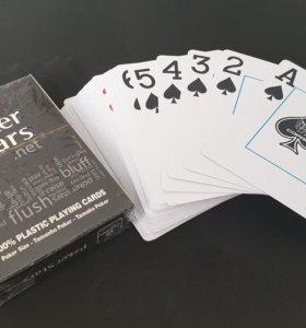 Карты игральные PokerStars новые в упаковке