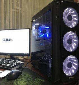 Игровой компьютер. i7 2600 / GTX 1060 6Gb