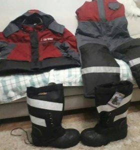 Продам зимнюю спец одежду арктика