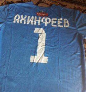 Футболка Акинфеев новая