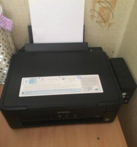 Принтер МФУ Epson L210