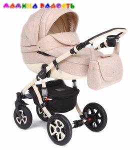 Детская коляска 2 в 1 Adamex Galactic Pik 38