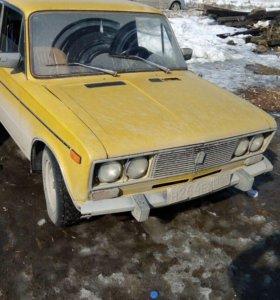 ВАЗ (Lada) 2106, 1977
