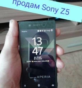 Продам SonyZ5