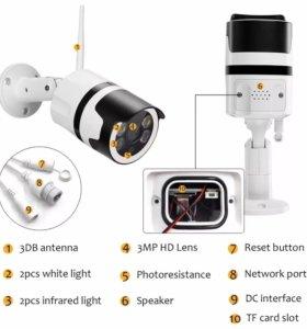 IP камеры 1080P новые