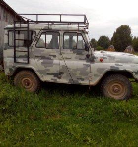 УАЗ 3151, 2002