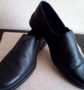 Туфли мужские(кожа)