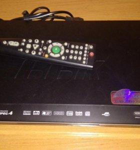 DVD-плеер караоке BBK DV612SI