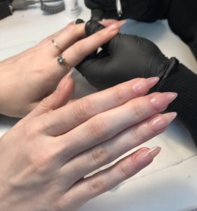 Обучение маникюру,наращиванию ногтей