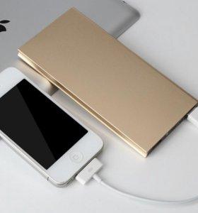✅ Внешний аккумулятор, Pour bank, батарея, зарядка