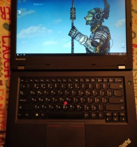 Thinkpad L440 8gb,hd+ new