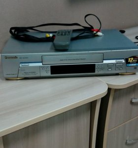 Видио Panasonik NV -SJ500AM