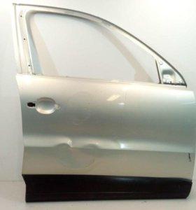 Дверь передняя правая VW TIGUAN 07-16 б/у 5N0831056B 3*
