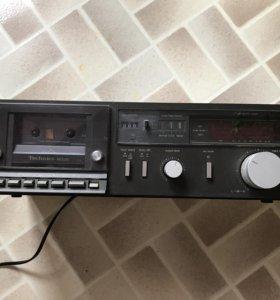 Дека кассетная Technics RS-M225