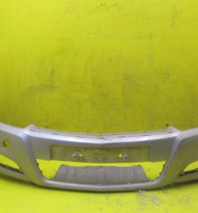 Бампер передний Opel Astra H (06-14)