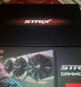 ASUS AMD Radeon RX 580 , ROG STRIX RX580, 8G,GAMIN