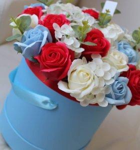 Мыльные розы 🌹 Цветы 🌹