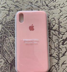Чехол новый iPhone XS Max