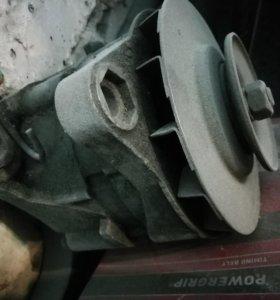 Стартер и генератор на лада 2110 2112 карб